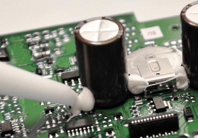 Inkapsling med silikon